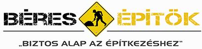 Béres Építők Logo